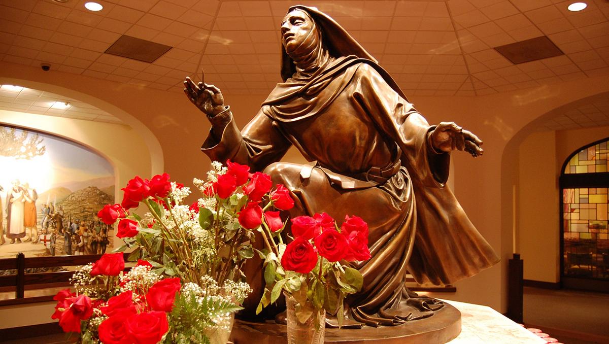 11 milagros de Santa Rita de Casia que no conoces
